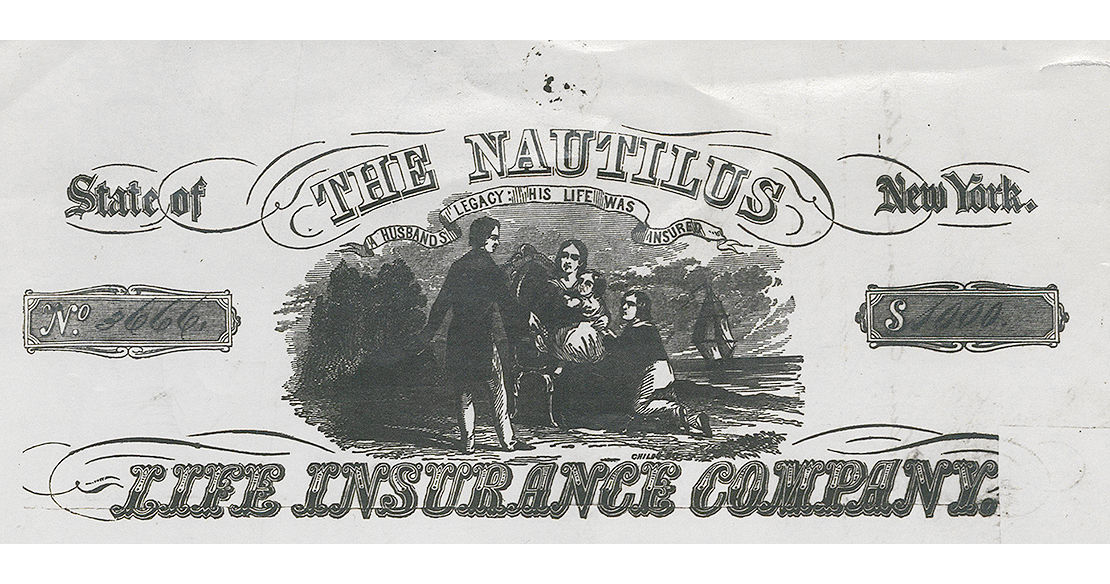 1845 nautilus ins co
