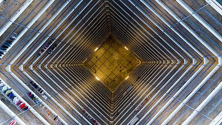 Architecture Building Hongkong