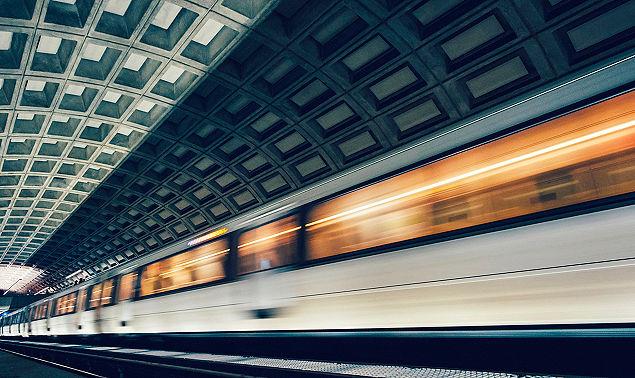 Architecture Underground Train