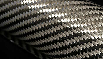 Carbon fiber raw composite texture