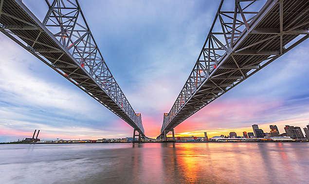 crescent city bridge