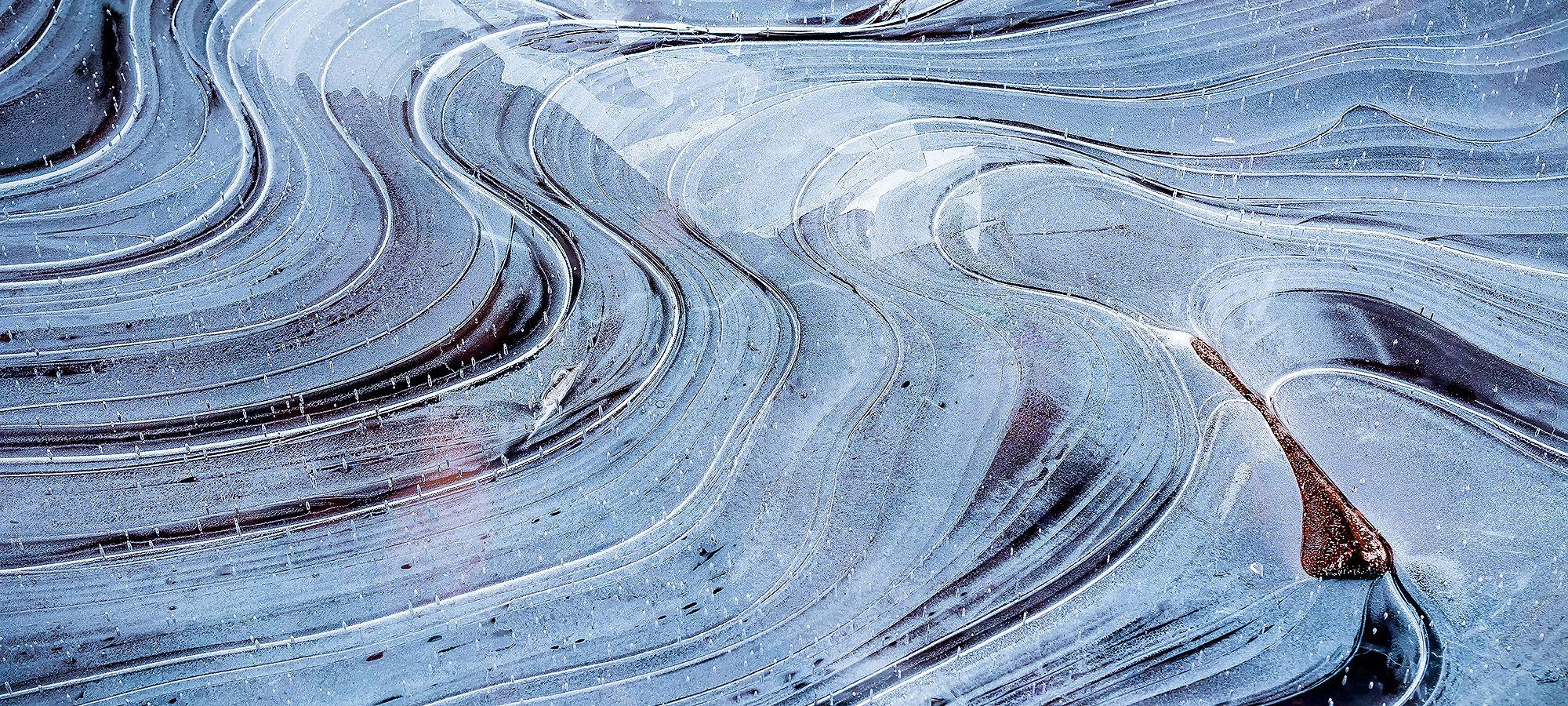 Ice Pond Canada