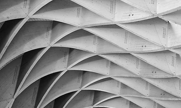 Patterns Lines Curve Banner