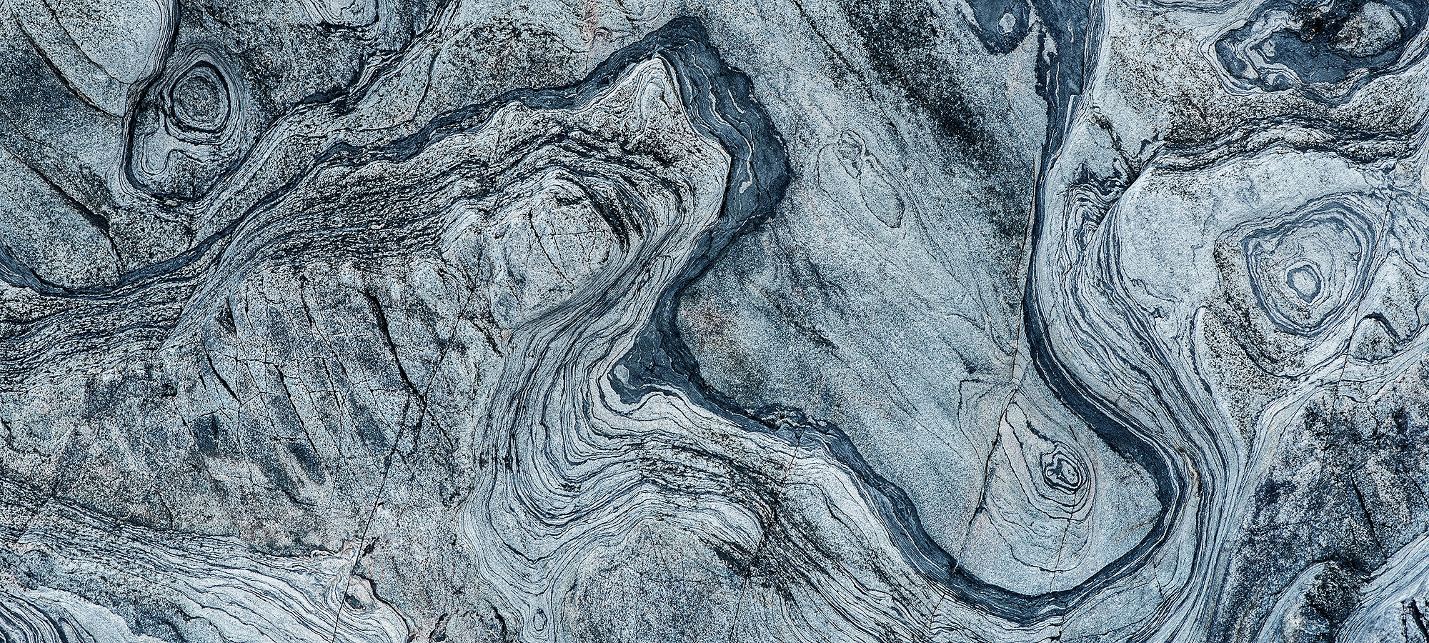 Rock Texture Marble Banner