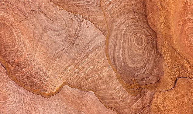 sandstone closeup rock
