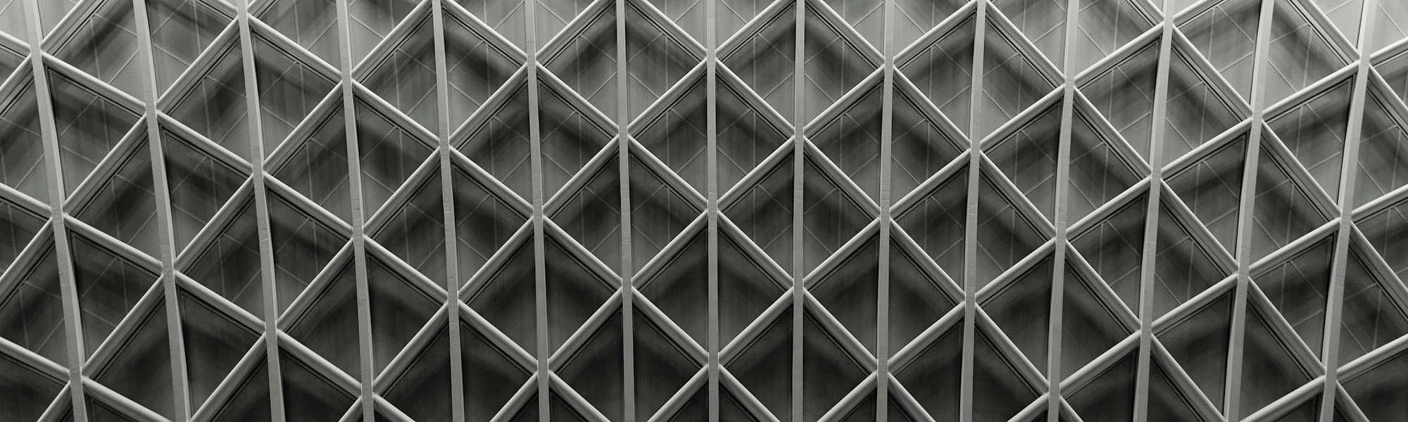 Triangular architectural feature