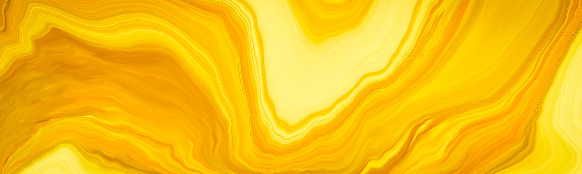 Yellow marble pattern